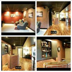 Our basement design inspiration