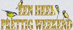weekend | Fijn weekend Plaatje - Animaatjes fijn weekend 26670
