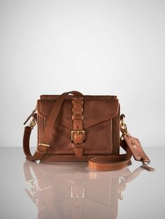 Ralph Lauren leather purse  Like this a lot!