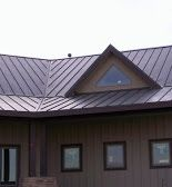 Metal roofing has impressive attributes. The durable, long lasting, metal roof requires little maintenance. It is available in a wide range of colors. My Home Design, Home Design Decor, House Design, Metal Roof Cost, Metal Roofing Prices, Metal Roof Installation, Carriage House Plans, Steel Roofing, Metal Siding