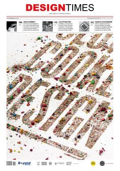 Lettering by Lo Siento Sagmeister And Walsh, Stefan Sagmeister, Psychedelic Typography, Magazin Covers, Ad Of The World, New Baby Announcements, Typographic Poster, Print Layout, Cover Pages