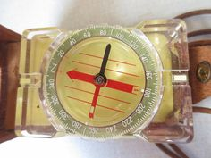 Vintage Maritime Compass by Barigo by ChickieVintageLove on Etsy  #ecochic #vintage #jewelry #etsy