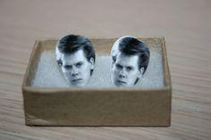 Kevin Bacon Post Stud Earrings