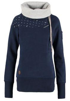 Ragwear VENUS Sweatshirt navy Bekleidung bei Zalando.de | Material Oberstoff: 60% Baumwolle, 40% Polyester | Bekleidung jetzt versandkostenfrei bei Zalando.de bestellen!