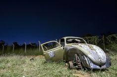 Old VW by Leandro Discaciate, via 500px