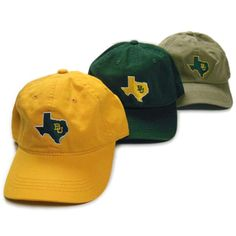 LOVE this green hat! #SicEm #Baylor