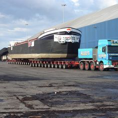 The Heavy Lift Group - Members - ALLELYS HEAVY HAULAGE LTD
