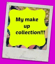 My make up collection....Η συλλογή με τα καλλυντικά μου...έφτασε το νέο video!!! #beautyjunkie  https://www.youtube.com/watch?v=AZ3Ir9Vcs-Q