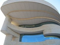 National Museum of the American Indian Paris Travel, Usa Travel, Indian Homes, Rock Formations, National Museum, American Indians, Washington Dc, Building, Conference
