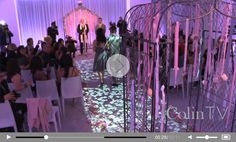 Trend Report: Creative event lighting in 2012. Watch the video.