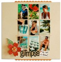 A Project by bluestardesign from our Scrapbooking Gallery originally submitted 03/04/09 at 08:50 AM