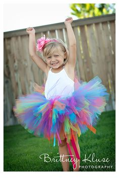Birthday Brights TUTU  NB to 5T by littledreamersinc on Etsy, $30.00