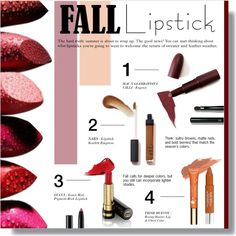 FALL LIPSTICK by larissa-takahassi on Polyvore featuring beauty, Gucci, NARS Cosmetics, Estée Lauder, Trish McEvoy, Clarins, Bobbi Brown Cosmetics, Lily Lolo, Maybelline and Guerlain