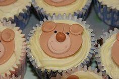 Teddy Bear cupcakes....