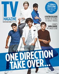 One Direction TV Magazine