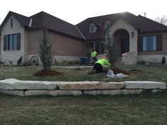 New Home Landscaping