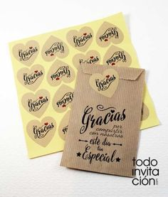pegatina-corazon-kraft-gracias Soap Packaging, Packaging Design, Diy Gifts, Handmade Gifts, Medical Gifts, World Crafts, Sweet 16 Invitations, Boy Baby Shower Themes, Cake Decorating Techniques