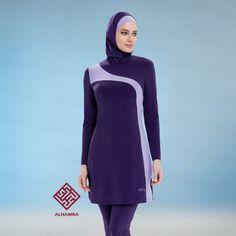 AlHamra Shangrila Modest Burkini Swimwear Swimsuit Muslim Islamic Sportwear