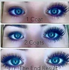 I looooove this mascara beautiful lashes without the heavyness ...