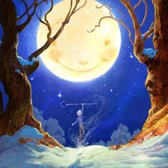 Andrew Theophilopoulos is a concept illustrator who collaborated with William Joyce on Jack Frost (The Guardians of Childhood).