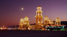 The Fertile Desert -- video by roy two thousand -- Burning Man 2011 -- Rites of Passage