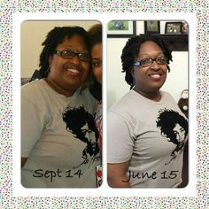 7lb weight loss before and after