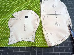FREE Pattern and tutorial, Toby the Stuffed Turtle with a Hidden PJ Pocket | Sew4Home