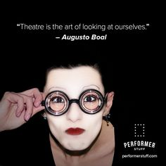 When you examine your character, you must examine your own soul. #quoteoftheday #actor #theatre #inspirationalquotes #acting #musicaltheatre #thespian #instatheatre  #performerstuff #augustoboal #selfreflection