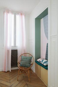 Du Côté de Chez Vous x Lucille Boitelle. Photo © Du Côté de Chez Vous - Claire Israel