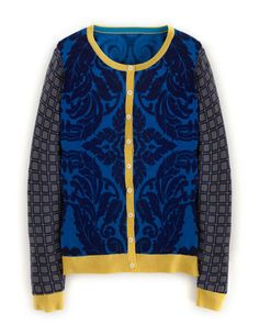 I love this so much I could cry --> Hotchpotch Cardigan WK978 Cardigans at Boden