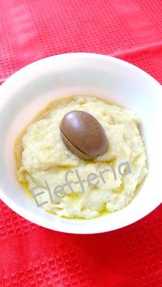 Γεύση Ελευθερίας: Σκορδαλιά με ψωμί Salads, Pudding, Homemade, Desserts, Food, Tailgate Desserts, Deserts, Eten, Salad
