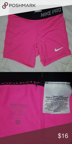 Brand New Nike compression shorts Brand New Nike compression shorts! Nike Bottoms