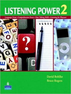 ESL Listening Textbook Recommendations - English as a Second ...