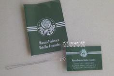 Kit Viagem Palmeiras  :: flavoli.net - Papelaria Personalizada :: Contato: (21) 98-836-0113  vendas@flavoli.net