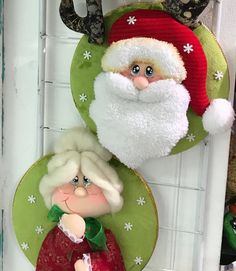 Navidad Mary Christmas, Christmas Sewing, Christmas Goodies, All Things Christmas, Christmas Holidays, Felt Christmas Decorations, Christmas Tree Ornaments, Christmas Stockings, Christmas Crafts