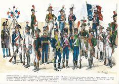 Repertorio delle tavole-figurini-planches raffiguranti soldati italiani .. - Documentazioni cartacee