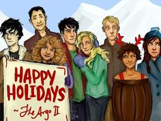 To everyone celebrating a holiday: Happy Holidays! From: CHB