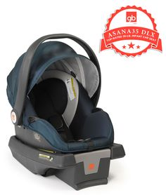 Top Rated gb Asana35 DLX Infant Car Seat.
