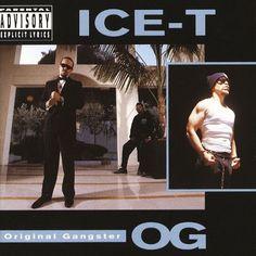Ice T Original Gangster OG