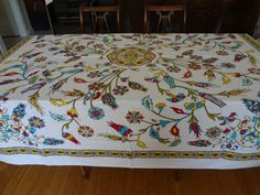 Buy Any 3 square Tablecloths with classical Turkish by istanbulian