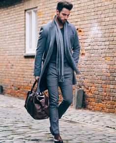 All #grey perfect style by @chezrust [ http://ift.tt/1f8LY65 ]