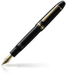 Montblanc Meisterstück 149 Fountain Pen - Writing Instruments - Montblanc.com