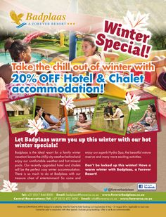 Chalet & Hotel Winter Special 2014