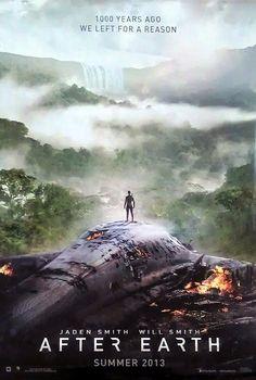 Nuevo poster de AFTER EARTH