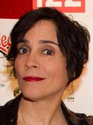Marga Gomez is a Puerto Rican/Cuban-American comedian, playwright, and humorist. She is openly lesbian.