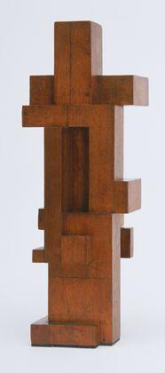 Construction of Volume Relations  Georges Vantongerloo (Belgian, 1886-1965)