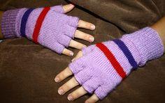 Tejo que tejo: Guantes sin dedos
