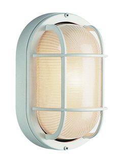 Trans Globe Lighting 41005 VG The Standard 1 Light Bulkhead