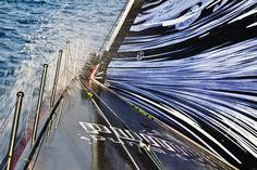 Today's shot from Puma, in the Volvo OceanRace.