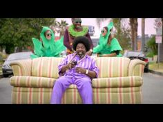 """Afroman Released A New Version Of """"Because I Got High"""" That Lists All The Reasons Weed Has Helped Him"""
